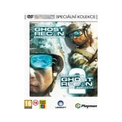 Tom Clancy's Ghost Recon Advanced Warfighter 1 + 2