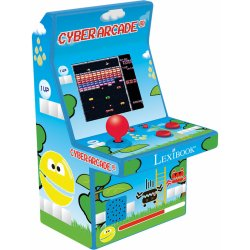 LEXIBOOK Electronic RETRO Games 300 her