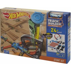 MATTEL Hot Wheels Track Builder Startovací sada