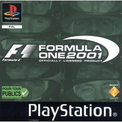 FORMULA One 2001 (PS One)