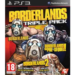 Borderlands Triple Pack