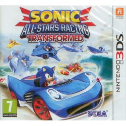 Sonic and All-Star Racing Transformed