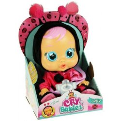 TM Toys Cry Babies Lady