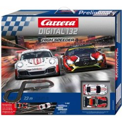 Carrera D132 30003 High Speeder