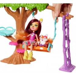 MATTEL Enchantimals Hrací set Playground Adventures