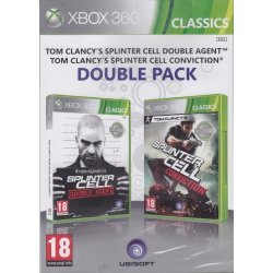 Tom Clancy's Splinter Cell Conviction + Tom Clancy's Splinter Cell Double Agent