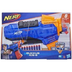 Nerf Elite Rukkus ICS 8 10 XP