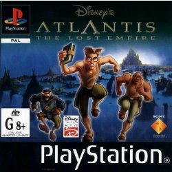 Atlantis: The Lost Empire (PS One)